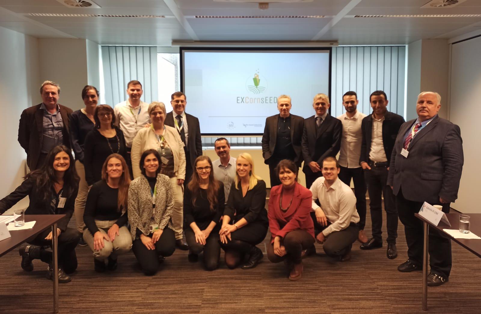Innovation Engineering negli uffici del programma europeo BBI JU