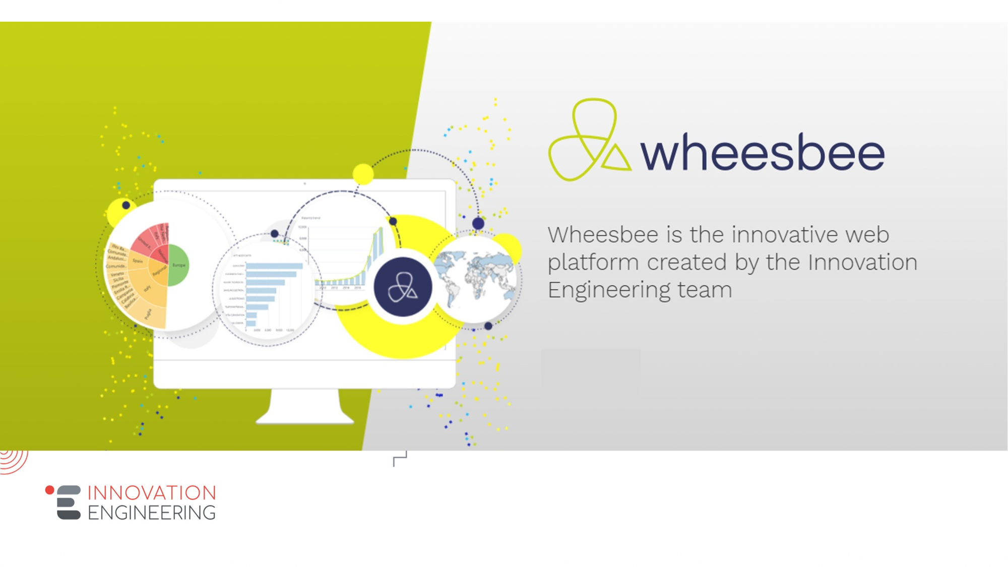 The new Wheesbee release: let use data driven intelligence for your business!